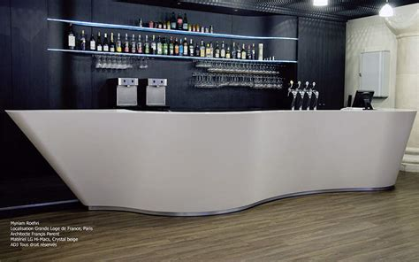 Un Comptoir De Bar by Comptoir De Bar Bars Decofinder