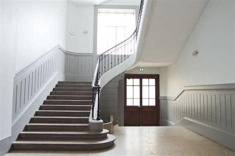 peinture sur meuble de cuisine cage d escalier lyon 6eme classique escalier lyon par medes
