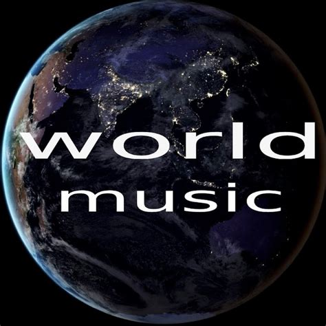 Worldly music is music that makes you feel good, entertains you, and, in general, attracts your attention to something visual or sensual. World Music - YouTube