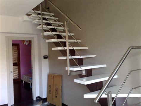 scale di ferro per interni scala autoportante per interni in ferro e acciaio inox
