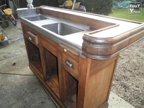 meuble cuisine occasion particulier meuble en chene bar zinc annee 1930