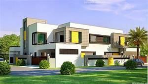 1 Kanal Corner Plot @ 2 House Design Lahore Beautiful ...