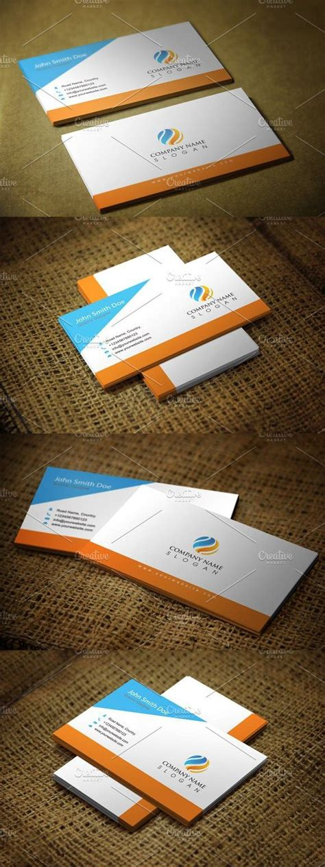 oranjal corporate business card  images business