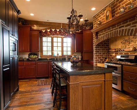 brick stove surround home design ideas pictures remodel