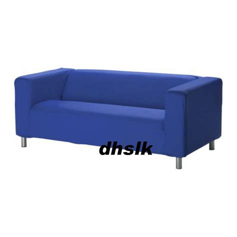 Ikea Klippan Loveseat Slipcover by New Ikea Klippan Sofa Slipcover Cover Granan Medium Blue