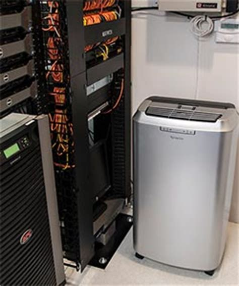 Server Room Super Heroes Portable Air Conditioners