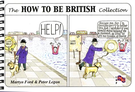 How To Be British Collection One  Visit Bristol Gift Shop
