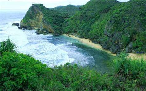 wisata pantai wonosari gunung kidul mimpi piknik