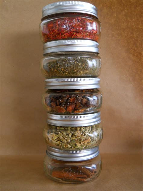 Buy Spice Jars by Spices In Jars The Hostess Diary