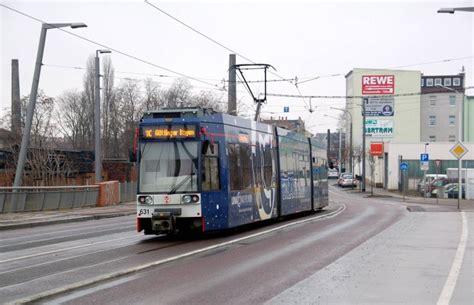 Straßenbahn Halle Fotos (4) Bahnbilderde