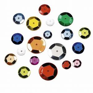 Creatology Assorted Cup Sequins
