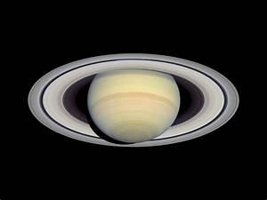 NASA - Saturn Seen from Near and Far