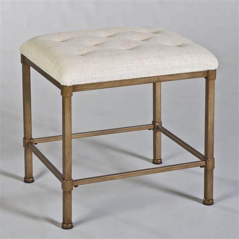hillsdale katherine backless vanity stool reviews wayfair