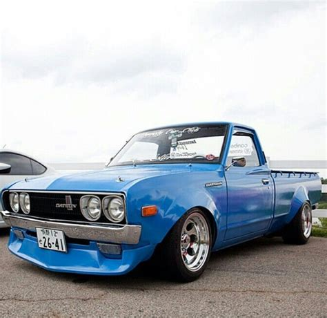Datsun Trucks by Datsun Truck หล อ Cars Nissan And Jdm
