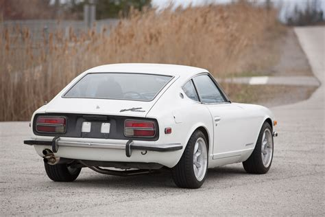 1972 Nissan Datsun 240z by 1972 Datsun 240z Nissan Fairlady Z S30 Right Drive