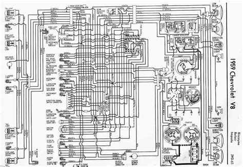 Chevrolet Impala Electrical Wiring Diagram All