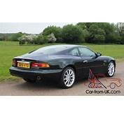 2002 Aston Martin DB7 V12 Vantage