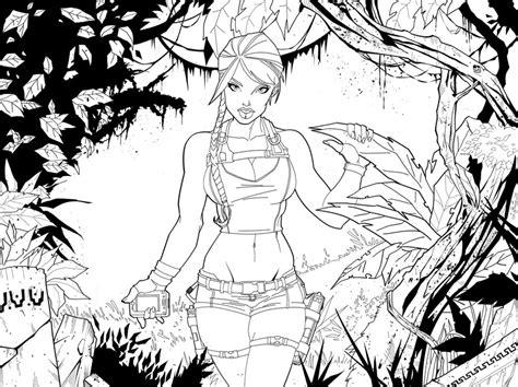 Lara Croft ! By Yagamii On Deviantart