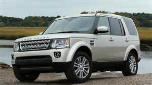 Land Rover Made To Go Off-road
