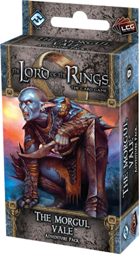 Lotr Lcg Deck Construction by The Morgul Vale Allies Review Tales From The Cards