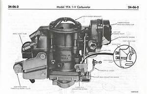 Vc 2523  Carburetor Vacuum Line Diagram On Diagram Of A