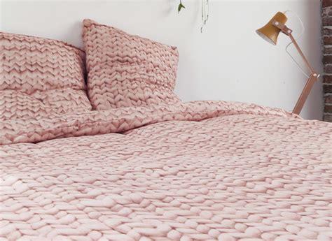 dekbed oud roze snurk dekbedovertrek flanel twirre dusty roze morpheus
