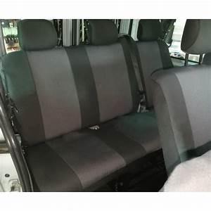Nissan Primastar 9 Places : housses pour nissan primastar combi 9 places tissu ou smili cuir ~ Melissatoandfro.com Idées de Décoration
