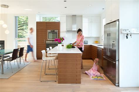interior design for open kitchen with dining open concept kitchen 25 useful ideas interior design 9623