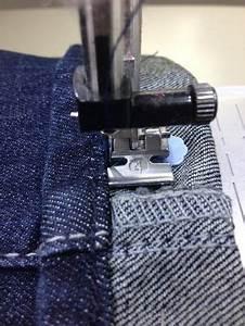 Unsichtbaren Saum Nähen : anleitung originalsaum einer jeans umn hen n hen n hen jeans n hen und saum n hen ~ Yasmunasinghe.com Haus und Dekorationen