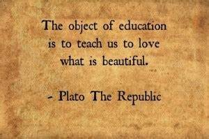 Classical Educa... Plato Republic Leadership Quotes