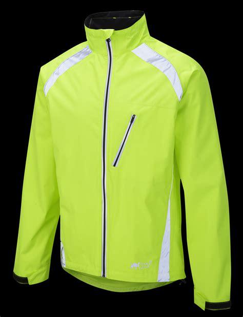 yellow cycling jacket new oska hi vis yellow waterproof cycling jacket foska com