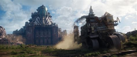 mortal engines  review film summary  roger
