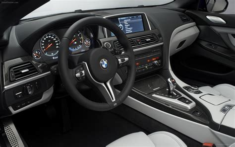 Bmw M6 2012 Widescreen Exotic Car Picture 01 Of 70