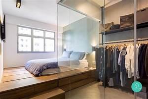 10 Open Concept Designs For Your Future Flexi HDB Flat Qanvast