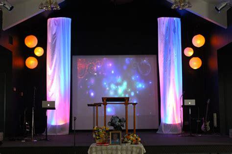 church stage designs  small churches joy studio