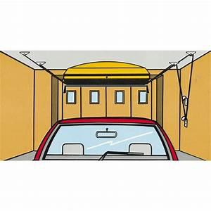 Rangement Plafond Garage : porte tout de garage sangle mottez b042b ~ Melissatoandfro.com Idées de Décoration