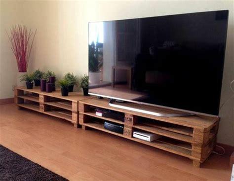 charmant meuble tv en palette 28 images charmant