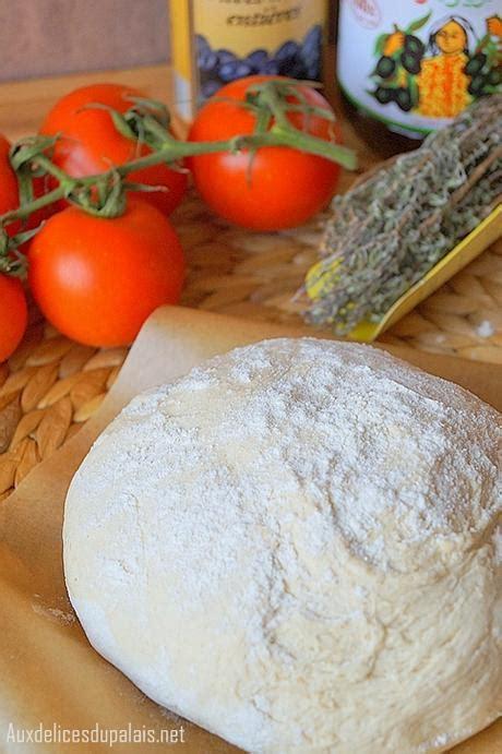 recette pate a pizza sans repos 28 images p 226 te 224