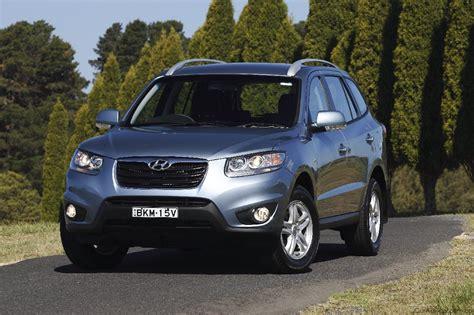 Новый hyundai santa fe 2021 оставил без шансов киа соренто и шкода кодиак ! 2010 Hyundai Santa Fe - photos | CarAdvice