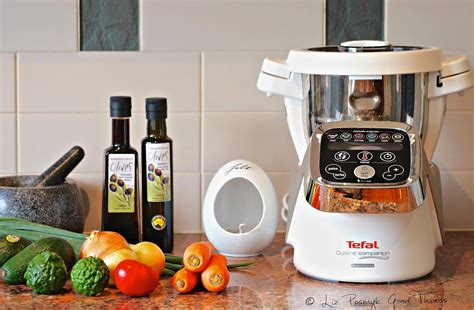 cuisine and cook cooking with the tefal cuisine companion