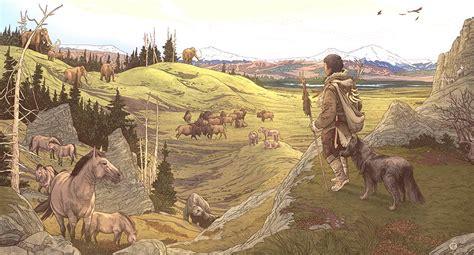 Besiedlung Amerikas: Die Hunde kamen mit - Ureinwohner ...