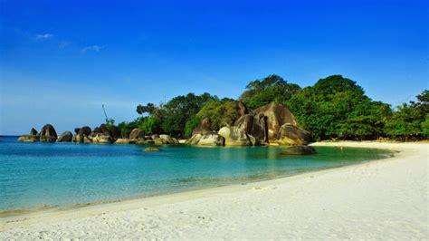 lokasi  rute menuju pantai tanjung tinggi eksotisme