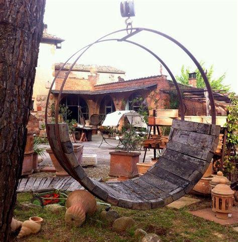Garten Ideen Mit Holz by Gartendeko Aus Holz Weinfass 15 Kreative Ideen F 252 Rs Alte
