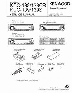 Kenwood Kdc 138 Wiring Diagram  U2013 Car Audio Systems