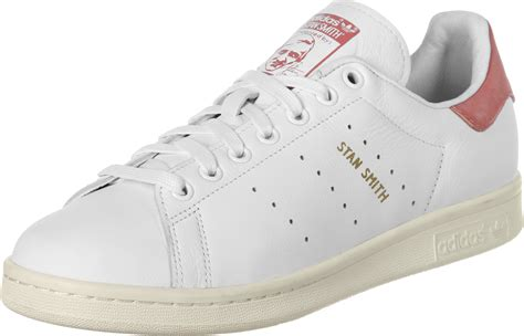 Adidas Stan Smith Shoes White Pink