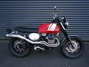 Moto Guzzi Occasion : moto guzzi v7 ii scrambler concessionnaire moto et scooter brest finist re 29 vente ~ Medecine-chirurgie-esthetiques.com Avis de Voitures