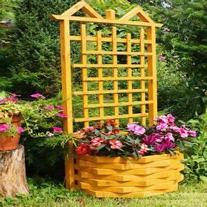 Blumenkasten Holz Mit Rankgitter : rankgitter artikelbild pergola mit blumenkasten ~ A.2002-acura-tl-radio.info Haus und Dekorationen