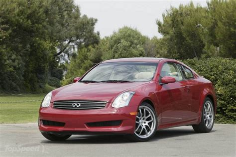 2007 Infiniti G35 Coupe Review