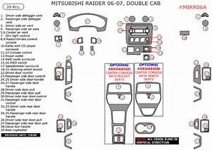 Mitsubishi Raider 2006