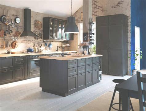 meuble ilot cuisine simple decoration cuisine pas cher ilot central la